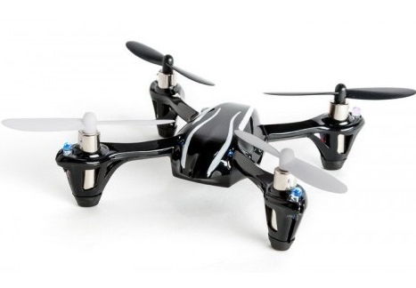 Квадрокоптер Hubsan X 4 Mini Quadcopter (H107+)