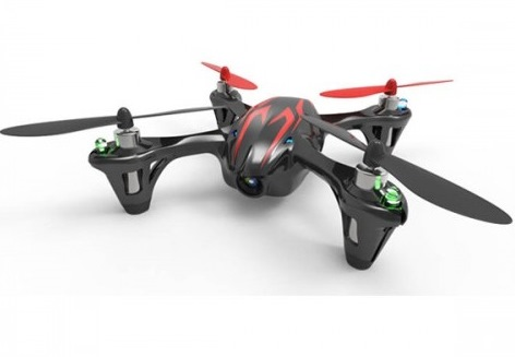 Квадрокоптер Hubsan X 4 Mini Quadcopter Camera (H107C-HD)